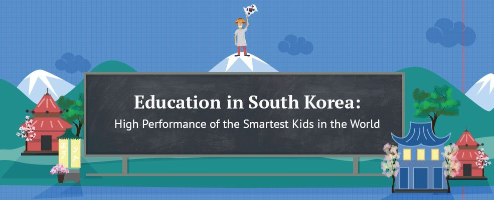 Education is South Korea