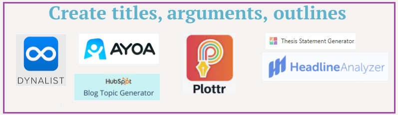 create-titles-arguments-outlines